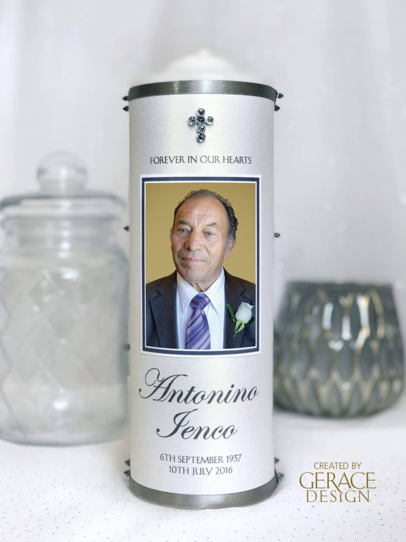 Memorial - Funeral Candles